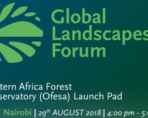 Launchpad: Eastern Africa Forest Observatory (OFESA) - GLF Nairobi 2018