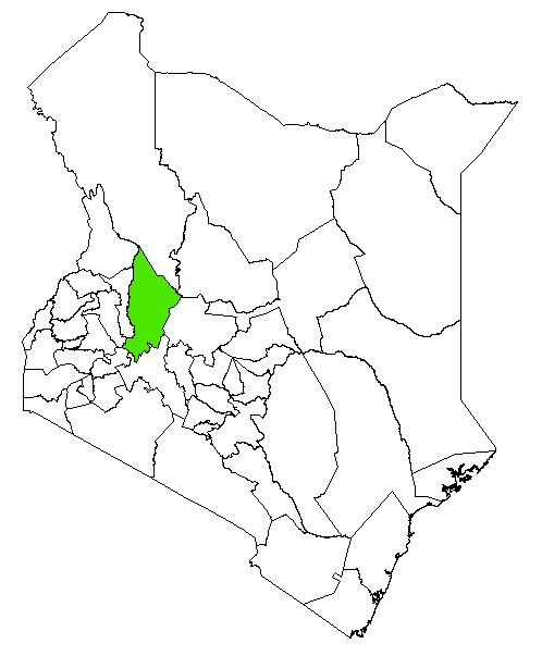 Baringo County Hazard Atlas